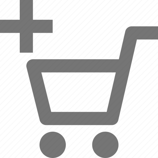 Add, cart, shopping, new, plus, buy, ecommerce icon - Download on Iconfinder