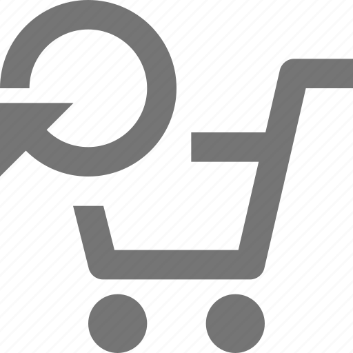 arrow, buy, cart, ecommerce, refresh, reload, shopping, sync icon