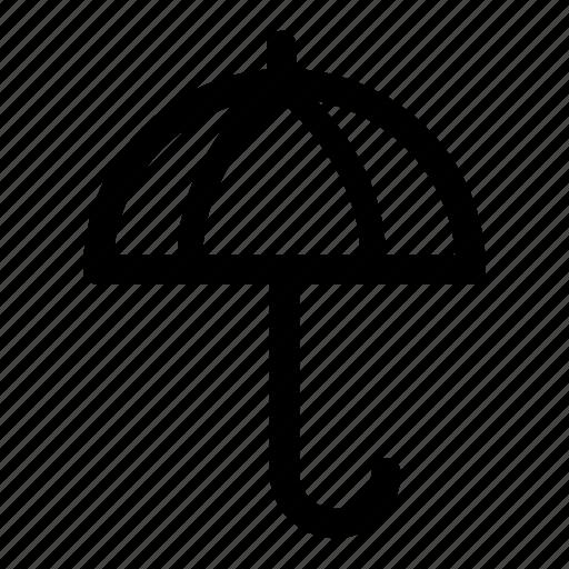 security, umbrella icon