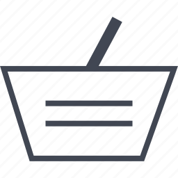 ecommerce, handcart, online, shop, shopping icon