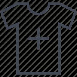 ecommerce, online, shirt, shop, shopping icon