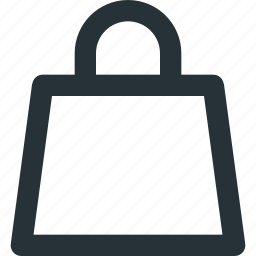 bag, checkout, griceries, pack, shopping icon