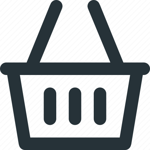 basket, checkout, e-commerce, market, shopping icon
