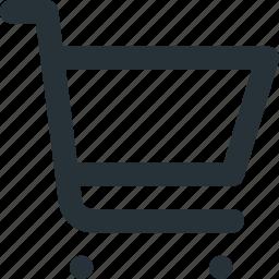 basket, cart, checkout, e-commerce, market, shopping icon