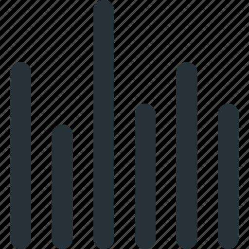 analytics, chart, graph, stats, study icon