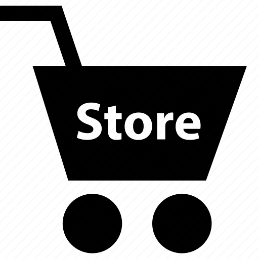business, cart, money, online, store icon
