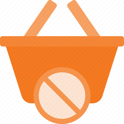 action, basket, buy, clear, shop, shopping icon