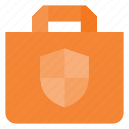 action, bag, buy, paper, secure, shopping icon