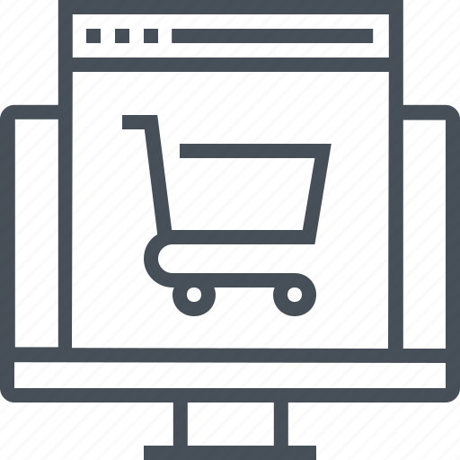 add, basket, best, browser, business, buy, cart icon
