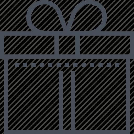 birthday present, gift, gift ideas, gift shop, present ideas, simple present, souvenir shop icon