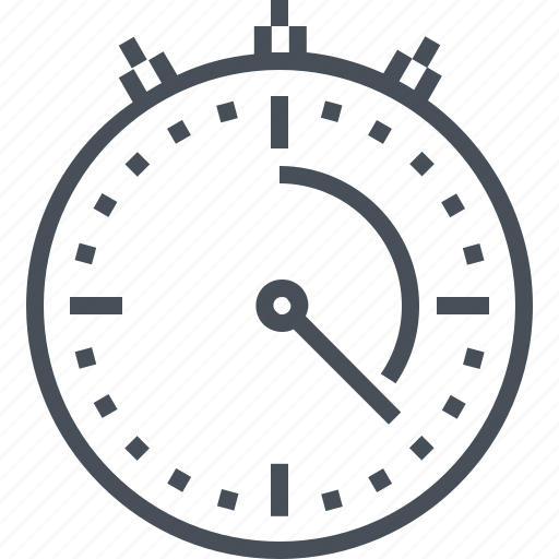 clock, hour, hours, minute, time, timer, watch icon