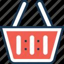 basket, ecommerce, item, product, shopping