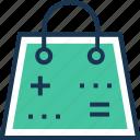 bag, commerce, shopper, shopping, tote bag