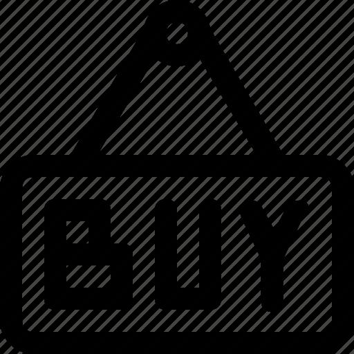 buy, label, sign, tag icon