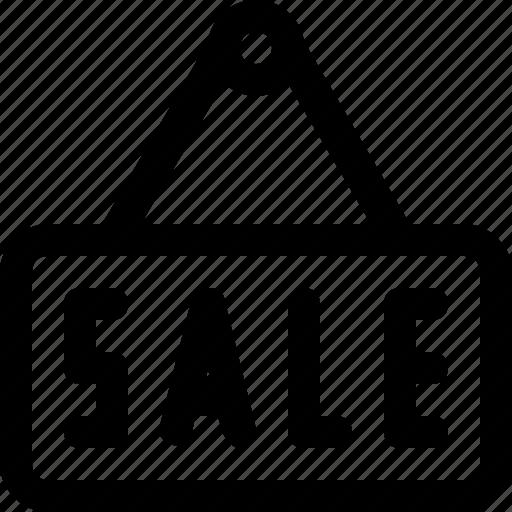 label, sale, sign, tag icon