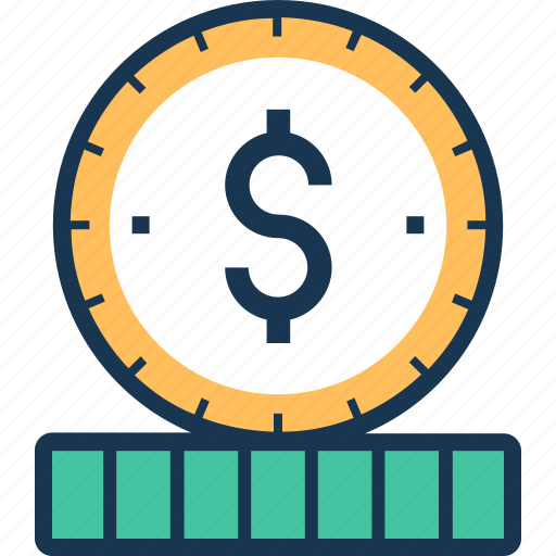 Cash, coin, currency, dollar, money icon - Download on Iconfinder