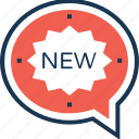 bubble, new, new product, new sticker, sticker icon