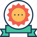 award, badge, emblem, favorite, shopping icon