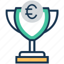 award, business, euro cup, finance, trophy icon