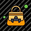 bag, handbag, ladies, purse, shoulder