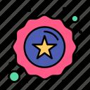 badge, premium, quality