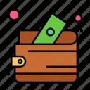 billfold, cash, money, purse, wallet