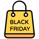 black, black friday sale, friday, holiday sale, sale, shopping bag, special sale