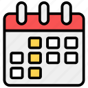 appointment, calendar, event calendar, schedule, timetable