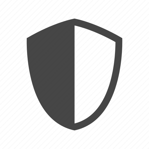 commerce, finance, money, protect, shield, shopping icon
