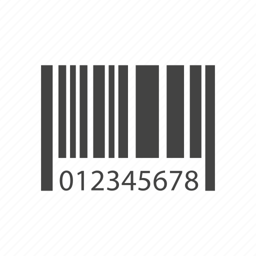 barcode, commerce, finance, money, payment, shopping icon