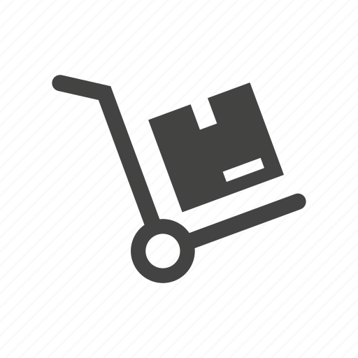 commerce, finance, money, package, shopping, transport icon