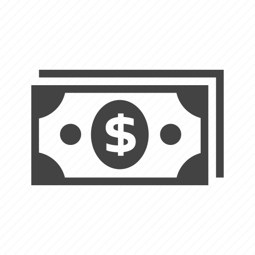 cash, commerce, finance, money, payment, shopping icon
