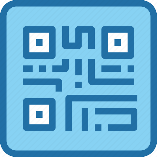 business, code, qr, shop, shopping icon