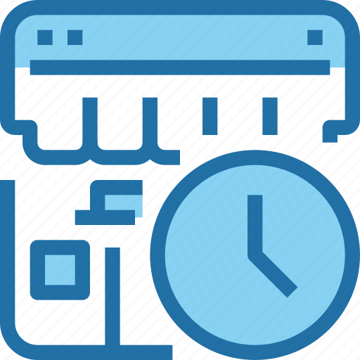 Business, management, shop, shopping, store, time, timer icon - Download on Iconfinder