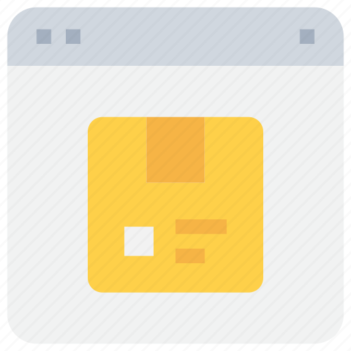 Delivery, online, shipping, shop, shopping icon - Download on Iconfinder
