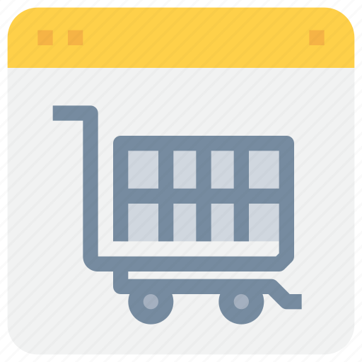Cart, commerce, online, shop, shopping icon - Download on Iconfinder