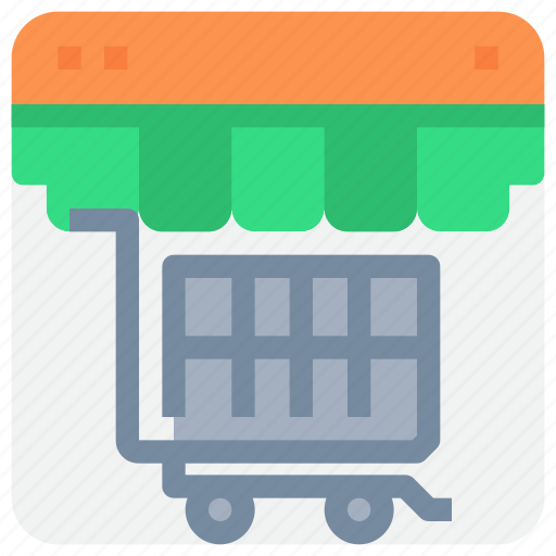 Cart, commerce, shop, shopping, store icon - Download on Iconfinder
