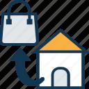 buy house, house, house for sale, house sale, hut, property, real estate icon