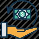 cash bank, cash box, investment, money bank, piggy bank, profit, saving, saving money icon