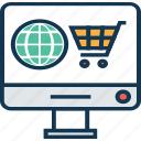 add item, cart, ecommerce, online buy, online shopping, shopping trolley, trolley icon