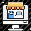 ecommerce, market, retail, store, shop, web