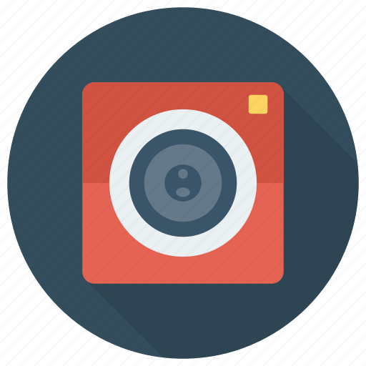camera, cameralens, digitalcamera, photo, photography, picture, video icon