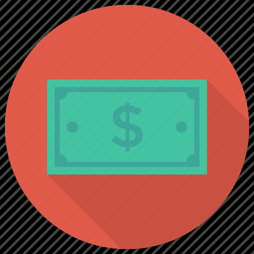 Cash, cashier, currency, dollar, finance, money, ukcash icon - Download on Iconfinder