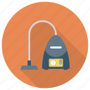 hoover, cleaning, clean, vacuum, vacuumcleaner, cleaver, carpet icon