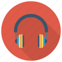 audio, djheadphones, earphones, headphone, headset, music, sound icon