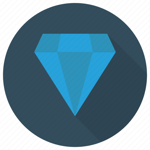 crystal, diamond, gem, jewel, jewelry, jewels, ring icon