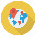 shop, map, shopping, pin, global, location, navigation