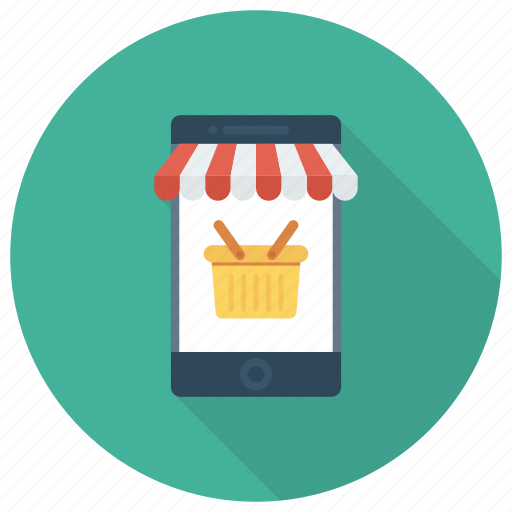 Mobile, onlineshopping, phone, shop, shopping, smartphone, store icon - Download on Iconfinder
