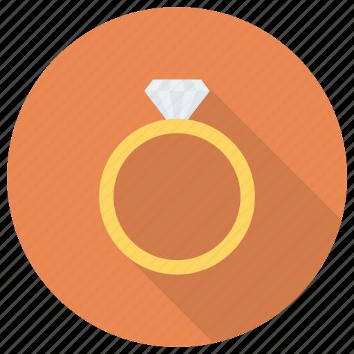 Diamond, jewelry, diamondring, ringsvector, weddingrings, ring, goldring icon