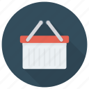 basket, buy, cart, ecommerce, grocery, shop, supermarket icon